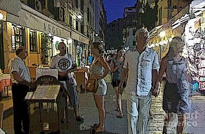 Photograph - Corfu-84 by Rezzan Erguvan-Onal