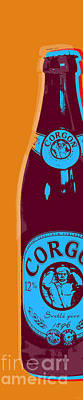 Beer Royalty-Free and Rights-Managed Images - Corgon by Jean luc Comperat