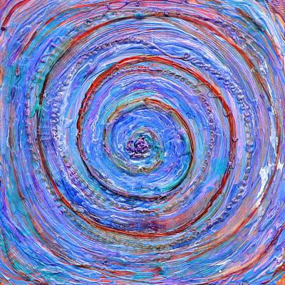 Painting - Coriolis 3 by Regina Valluzzi