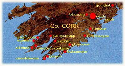 Cork   Places Art Print