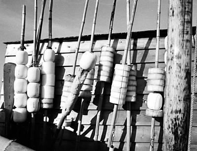 Photograph - Cork Sticks by Robert  Rodvik