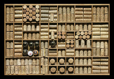 Photograph - Corked And Uncorked by Jack Pumphrey