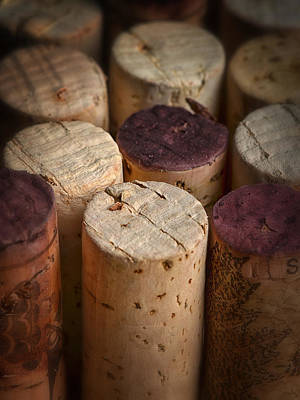 Corks Art Print by Dennis James