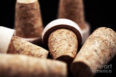 Photograph - Corks by John Rizzuto