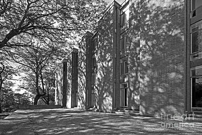 Diploma Photograph - Cornell College Tarr Hall by University Icons
