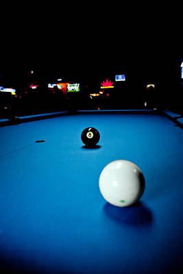 Photograph - Corner Pocket by Sennie Pierson