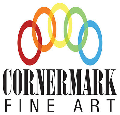 Digital Art - Cornermark Fine Art by Tom Brewitz