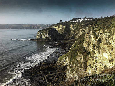 Photograph - Cornish Coast by Michael Canning