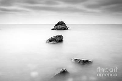 Cornish Seascape  Art Print by John Farnan
