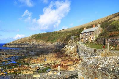 Cornwall Wall Art - Photograph - Cornwall - Port Quin by Joana Kruse