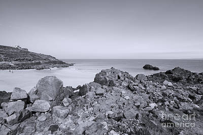 Photograph - Cornwall Coastline by Doug Wilton