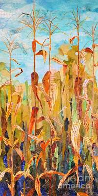Painting - Corny by Patricia Henderson