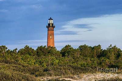 Currituck Photograph - Corolla Lighthouse by John Greim