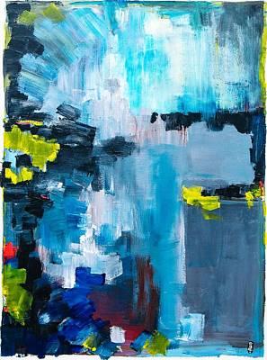 Vox Painting - Corona by Michael Leporati