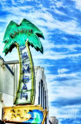 Photograph - Coronado Neon Dreams by Mel Steinhauer