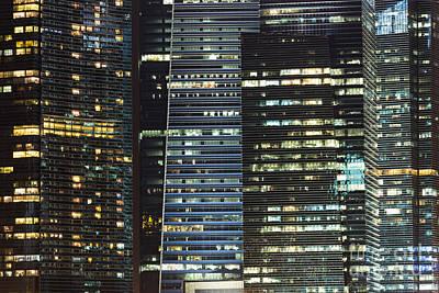 Corporate Singapore Print by Didier Marti