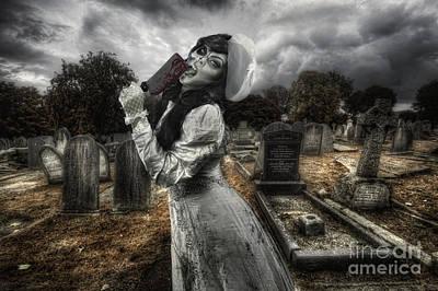 Photograph - Corpse Bride 6.0 by Yhun Suarez