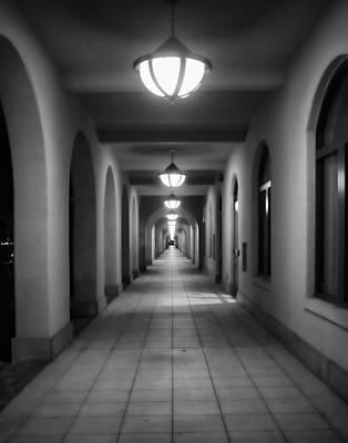 Corridor Naval Training Center Original