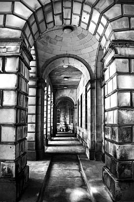 Photograph - Corridor Of Power by Ross G Strachan