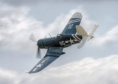 Photograph - Corsair Pass by Jeff Cook
