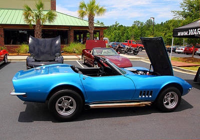 Photograph - Corvette Summer 2 by Joseph C Hinson Photography