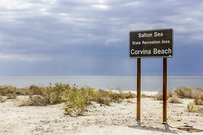 Digital Art - Corvina Beach by Photographic Art by Russel Ray Photos