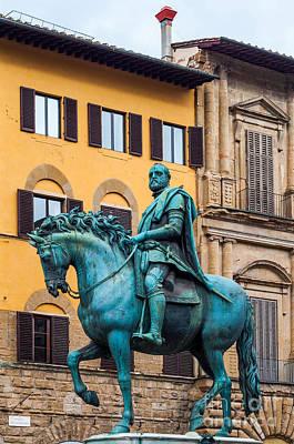 Thomas Kinkade - Cosimo de Medici by Luis Alvarenga
