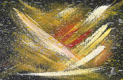 Eliso Digital Art - Cosmic 543 by Eliso  Silva
