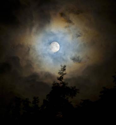 Photograph - Cosmic  by Steven Poulton