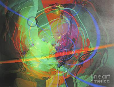 Cosmos #7 Art Print