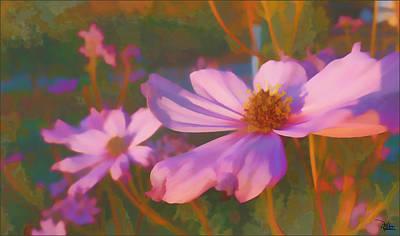 Painting - Cosmos Twilight by Douglas MooreZart