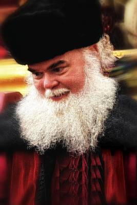Photograph - Cossack Santa by Nadalyn Larsen