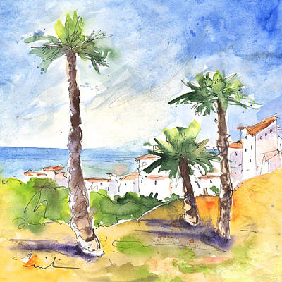 Painting - Costa Adeje 01 by Miki De Goodaboom