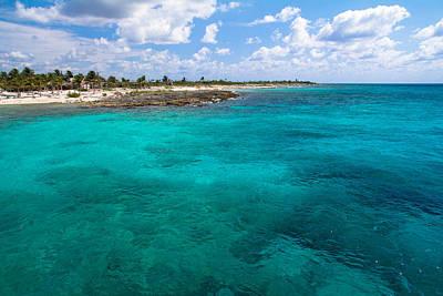 Maya Photograph - Costa Maya  by Shane Holsclaw