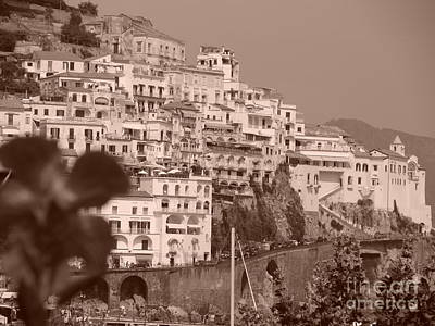 Photograph - Costiera Amalfitana by Tiziana Maniezzo