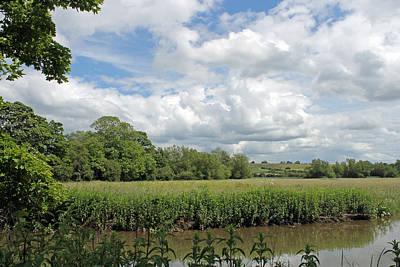 Photograph - Cotswold Landscape by Tony Murtagh