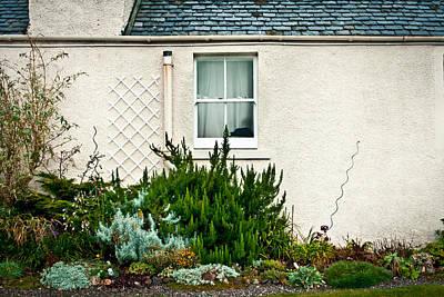 Turf Photograph - Cottage Garden by Tom Gowanlock