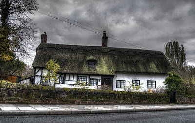 Photograph - Cottage by Spikey Mouse Photography