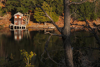 Photograph - Cottage North Of Sydenham by Jim Vance