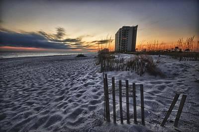 Cotton Bayou Sunset Original by Michael Thomas