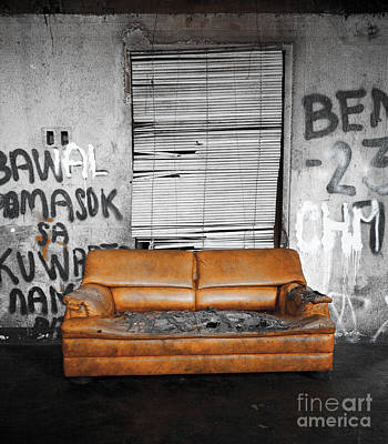 Photograph - Couch by Derek Selander