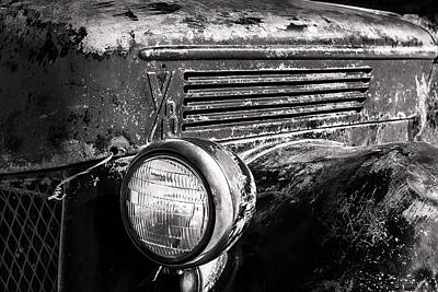 Photograph - Coulda Had A V8 by Denise Dube