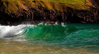 Photograph - Coumeenole Beach by Florian Walsh