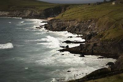 Photograph - Coumeenoole Dingle Peninsula by Nadalyn Larsen