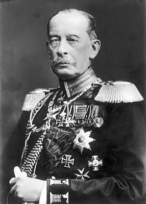 Maltese Photograph - Count Alfred Von Schlieffen (1833-1913) by Granger