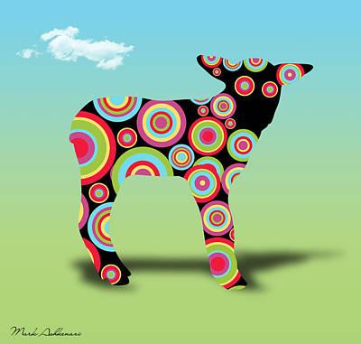 Count Me In  Art Print by Mark Ashkenazi
