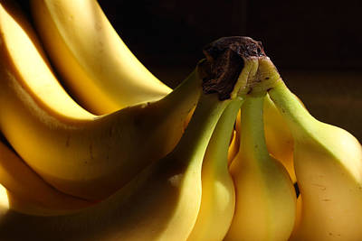 Photograph - Counter Top Bananas 2 by Michael Eingle