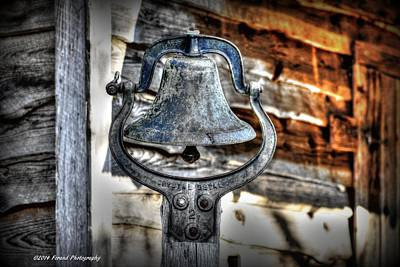 Photograph - Country Bell  by Debra Forand