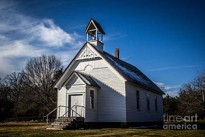 Photograph - Country Church by Jim McCain