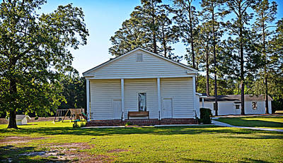 Photograph - Country Church by Linda Brown